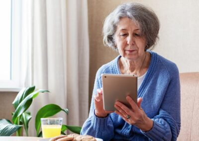 Rapid deployment of in-home connectivity for digitally excluded citizens