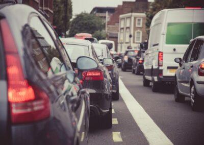Smart traffic corridor