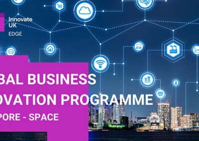 Global Business Innovation Programme-Singapore-Space Applicant Briefing